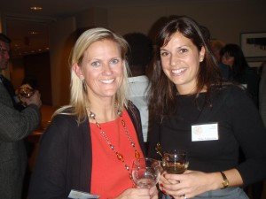 alumni New York event